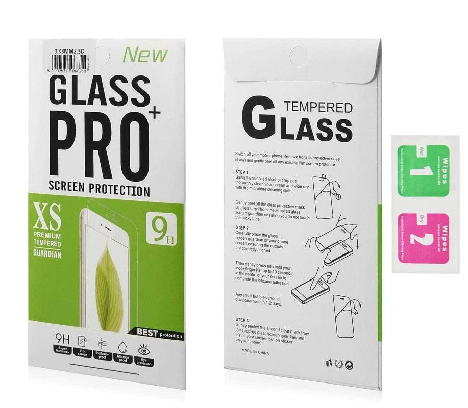 Szkło Hartowane do iPhone 7 / iPhone 8 / SE 2020 Waga produktu z opakowaniem jednostkowym 0.025 kg