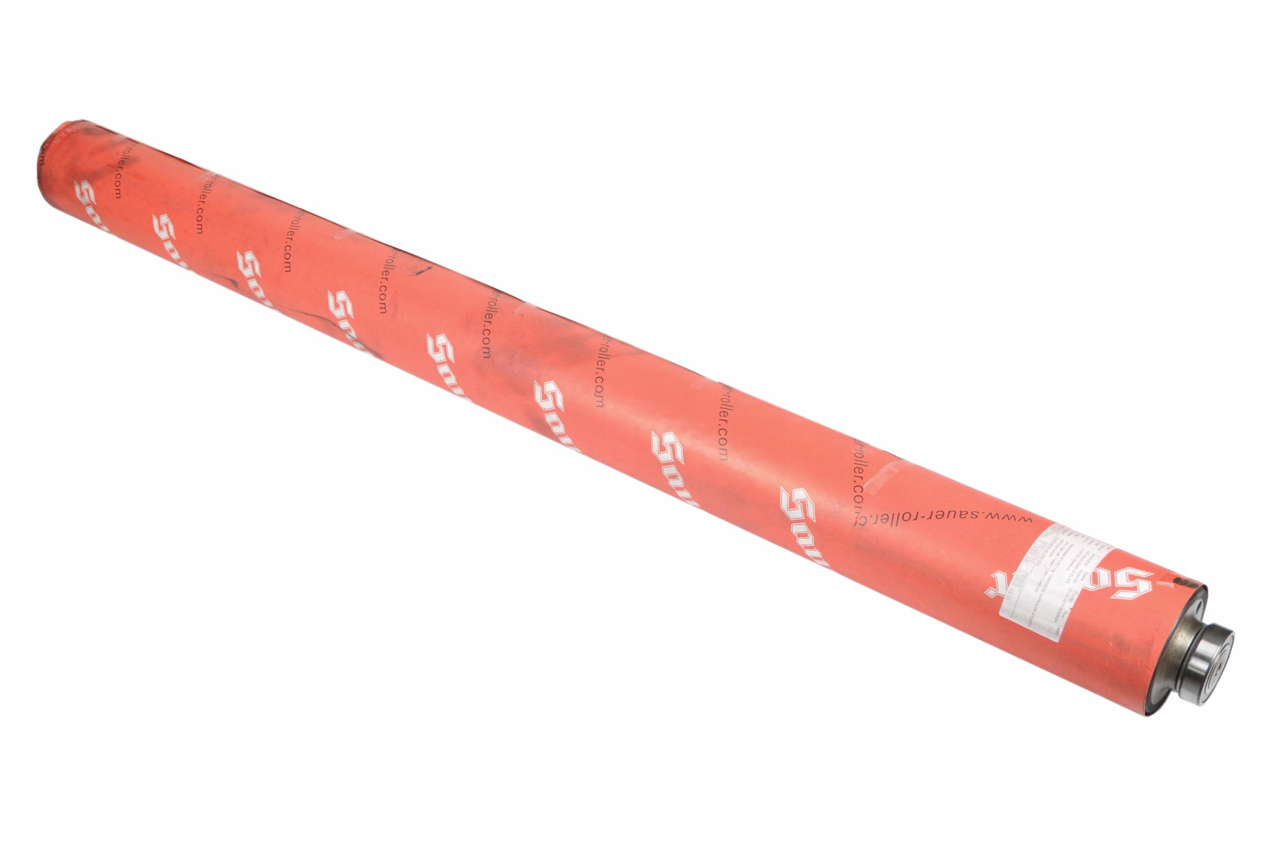 Sauer Gumový Roll Fi 108 x 1296 mm Gumový kotúč