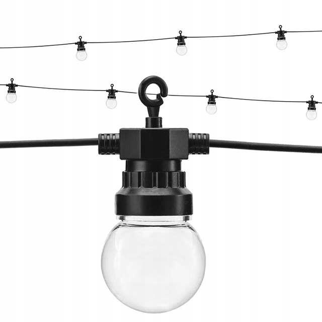 Dekoratívne lampy Dekoratívne LED externý reťazec 5m