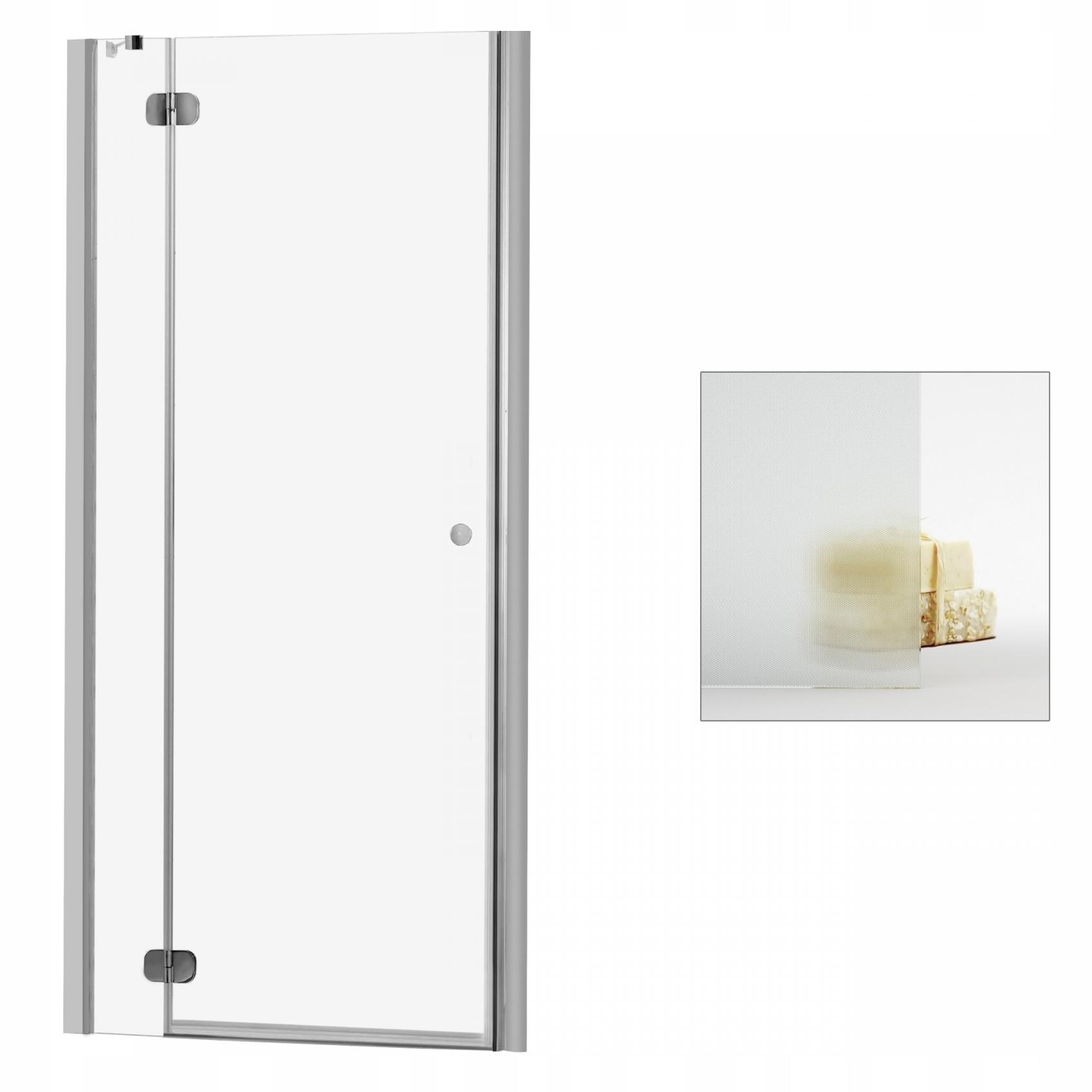 Sprchové dvere v Torrent DWJ 90 L, sklo pixarena