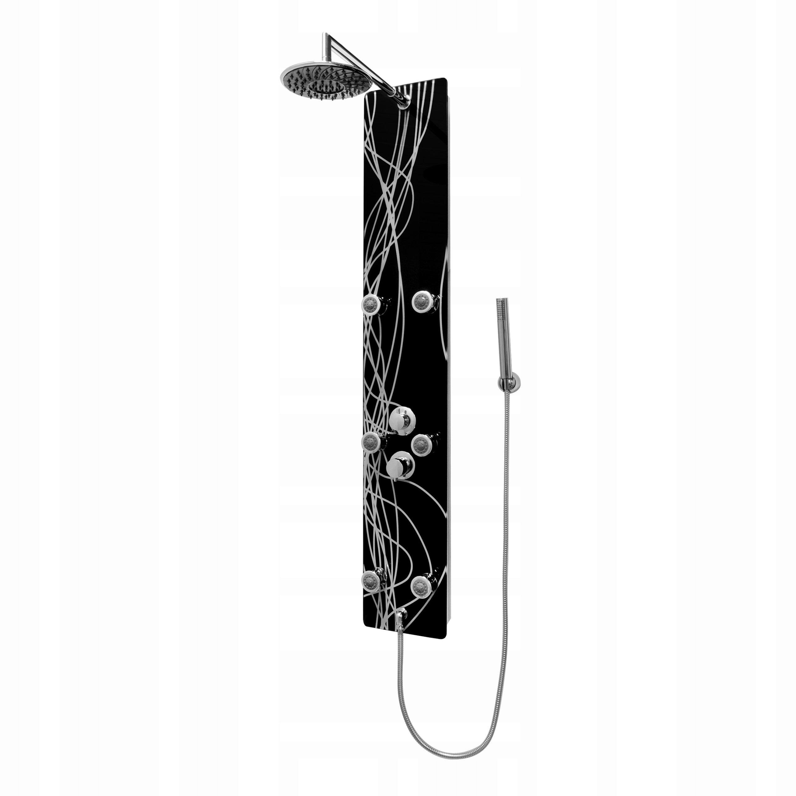 Panel sprcha zásobník Cleo