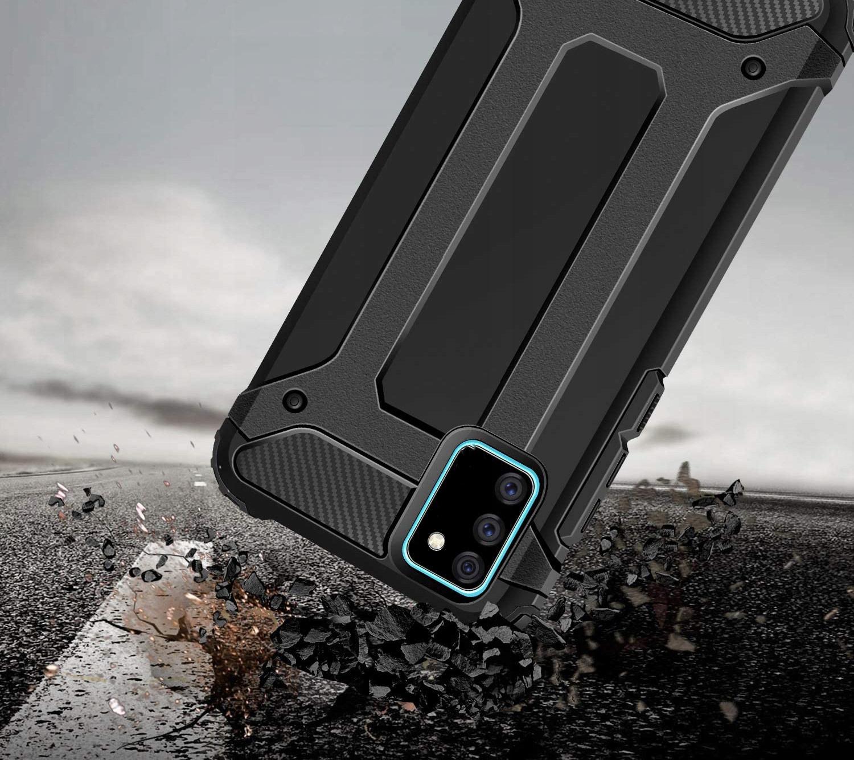Etui Pancerne + SZKŁO do Samsung Galaxy S10 Lite Kod producenta 222222222224