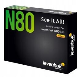 Купить НАБОР ПРЕПАРАТОВ LEVENHUK N80 NGПОСМОТРЕТЬ ВСЕ на Eurozakup - цены и фото - доставка из Польши и стран Европы в Украину.