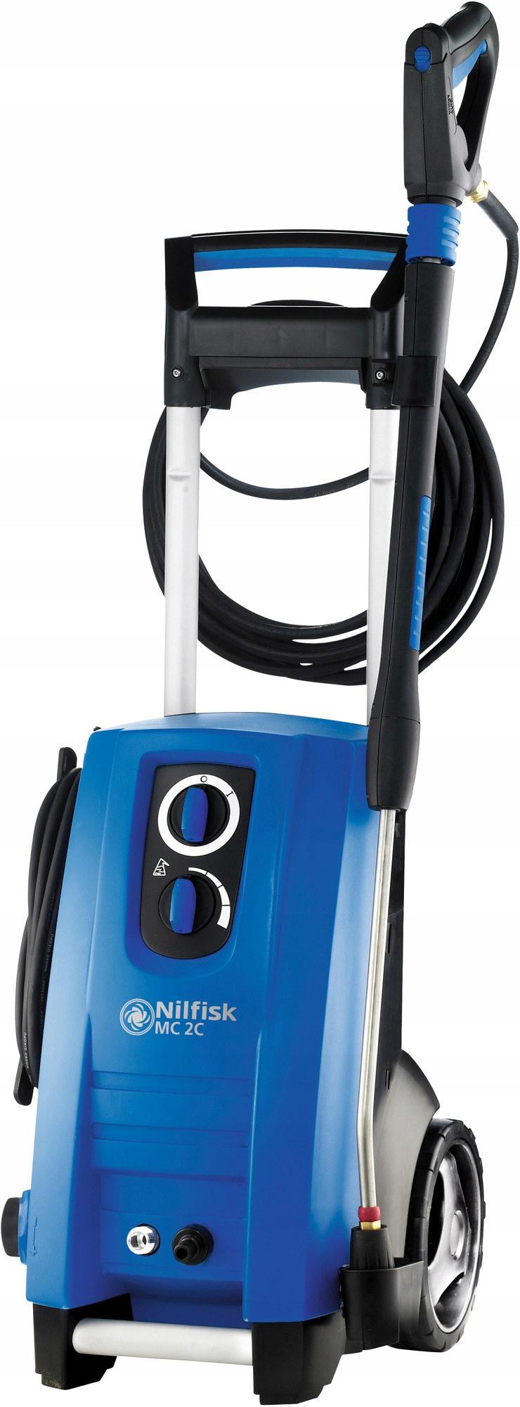 Моечная машина высокого давления zimnowodna Nilfisk MC 2C-150/650