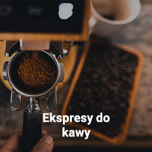 Ekspresy do kawy