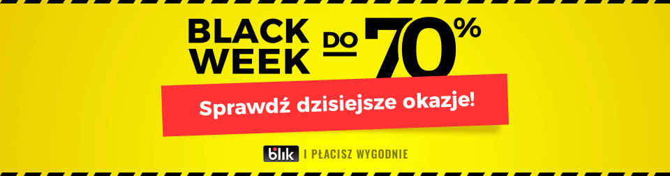 Black Week do -70%