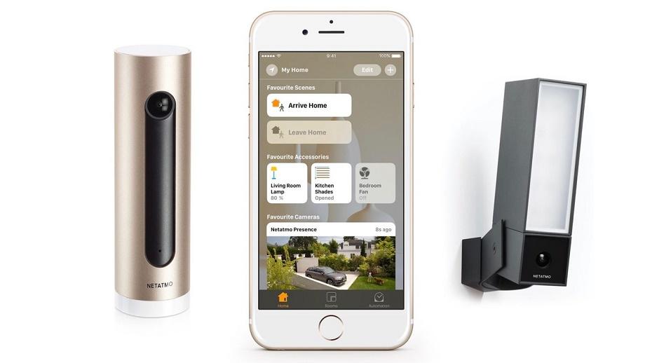 Kamera wideo do monitoringu z Apple HomeKit