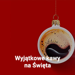 Wyjątkowe kawy na Święta