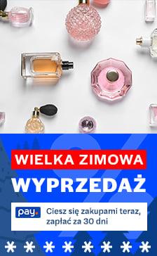 zimowa wyprzedaż perfumy i wody