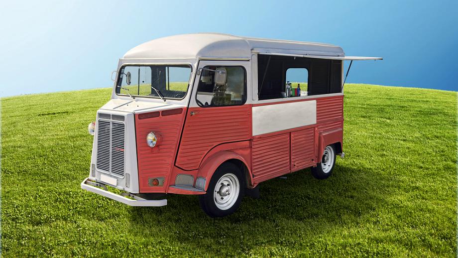 Jakie auto może pełnić funkcję food trucka?