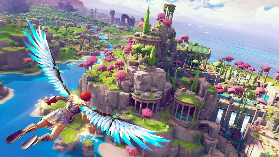 Immortals Fenyx Rising to zupełnie nowa marka od Ubisoftu