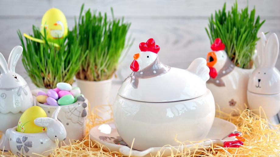 Kurczaczki, zajączki, jajeczka – czekoladowe, porcelanowe, plastikowe czy szklane?