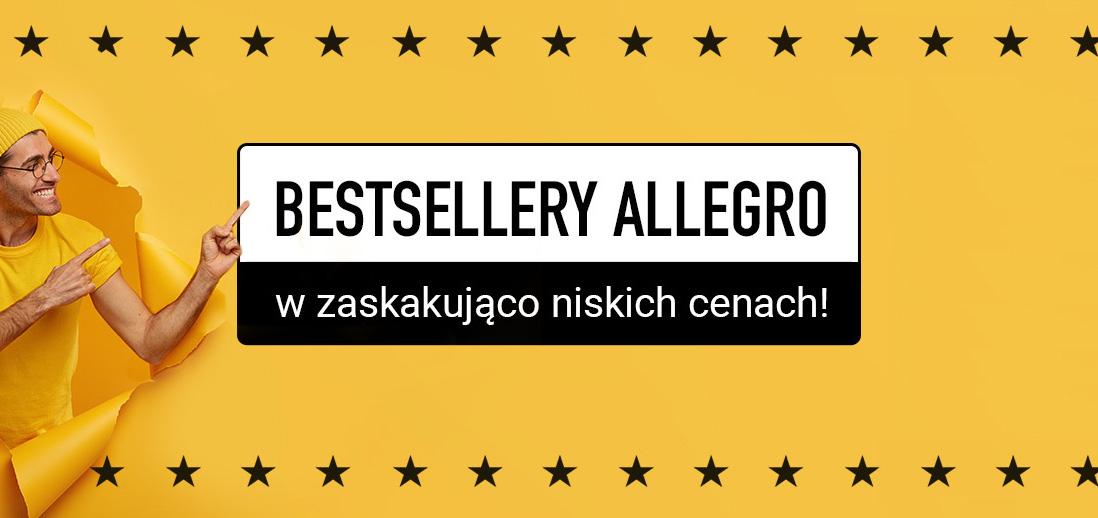 Zglos Swoje Oferty Do Programu Bestsellery Na Allegro Aktualnosci Dla Sprzedajacych Allegro