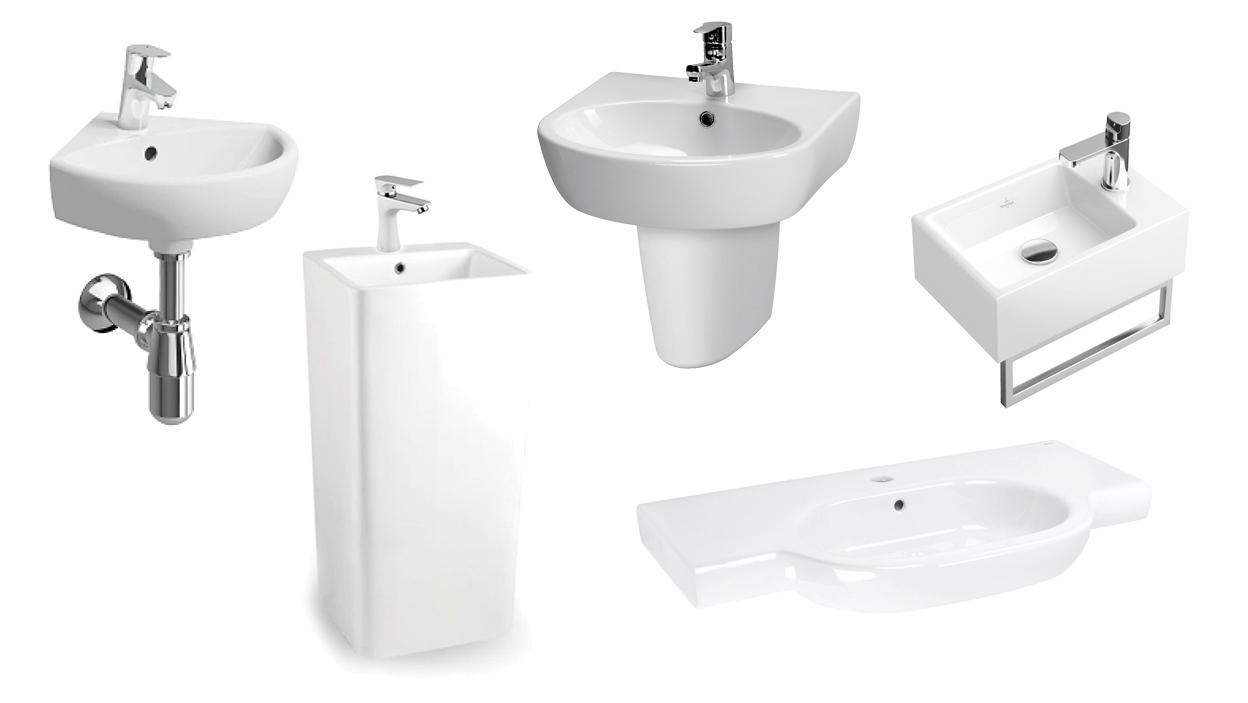 Male Umywalki Do Niewielkiej Toalety Allegro Pl