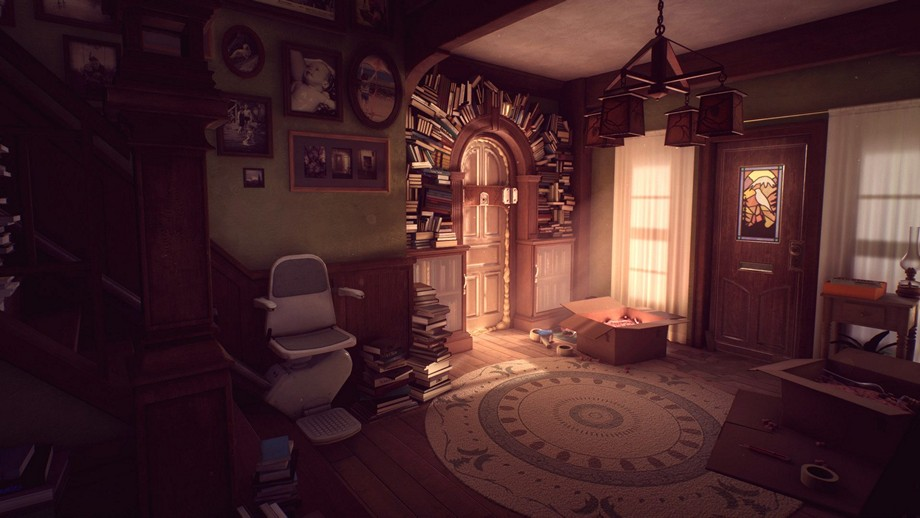 1 what remains of edith finch