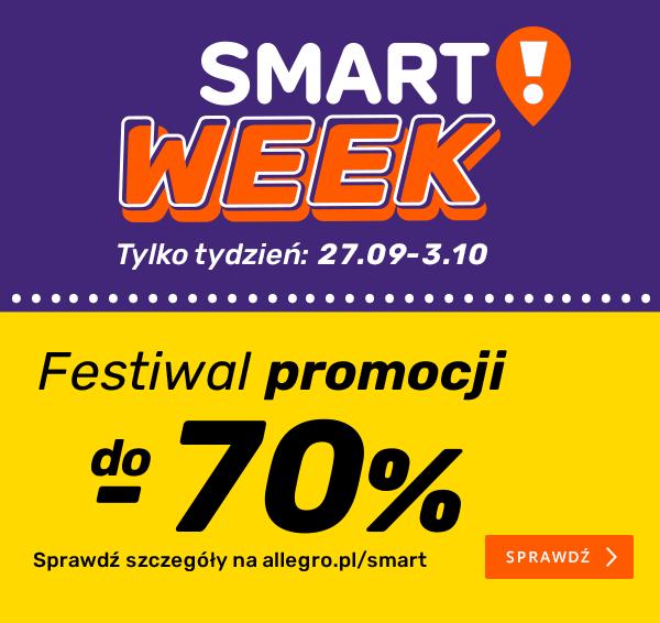 Allegro Smart! Week - festiwal promocji