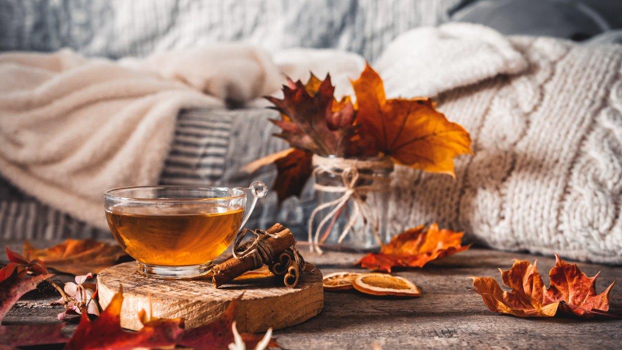 Tekstylia i dodatki w kolorach jesieni, które ocieplą twój salon w 2021 roku!