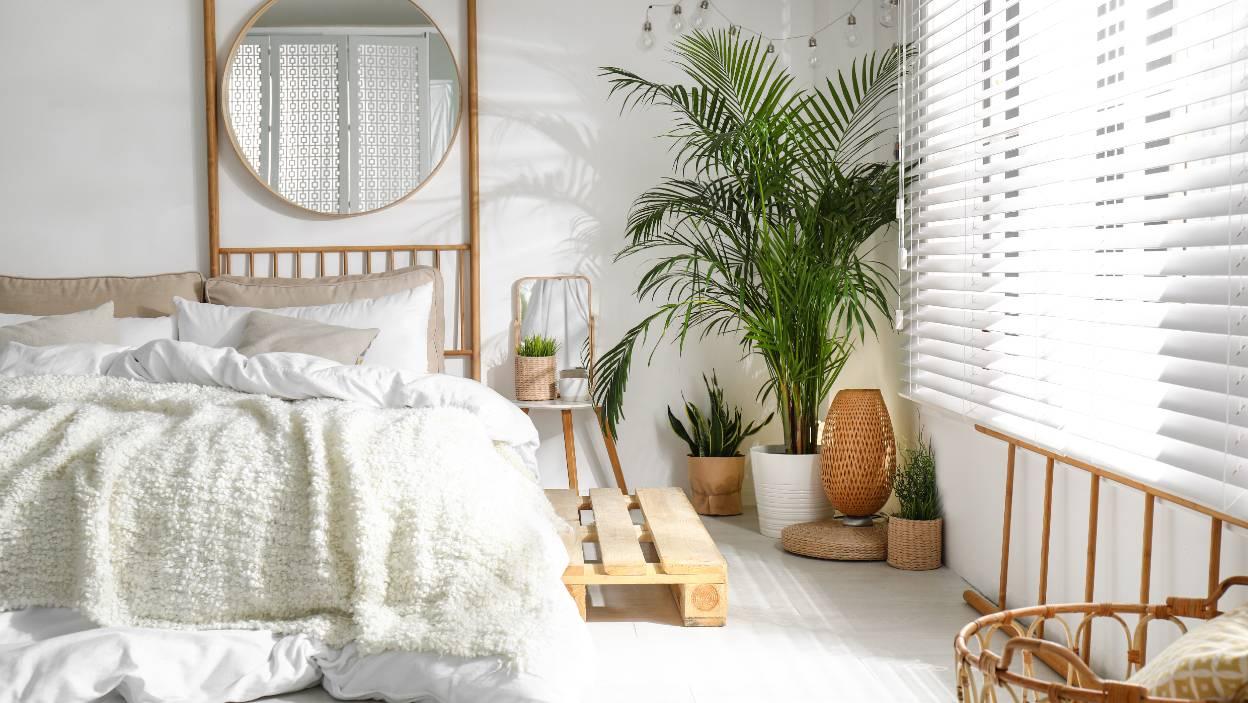10 dodatków do sypialni w stylu boho