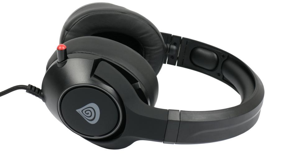 Test modelu Genesis Argon 600 – słuchawki dla poważnych graczy