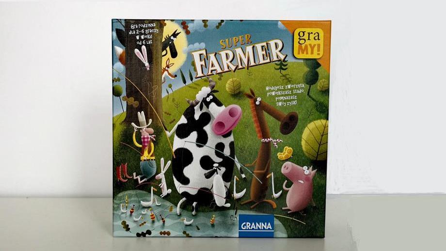 Super Farmer Recenzja Gry Allegro Pl