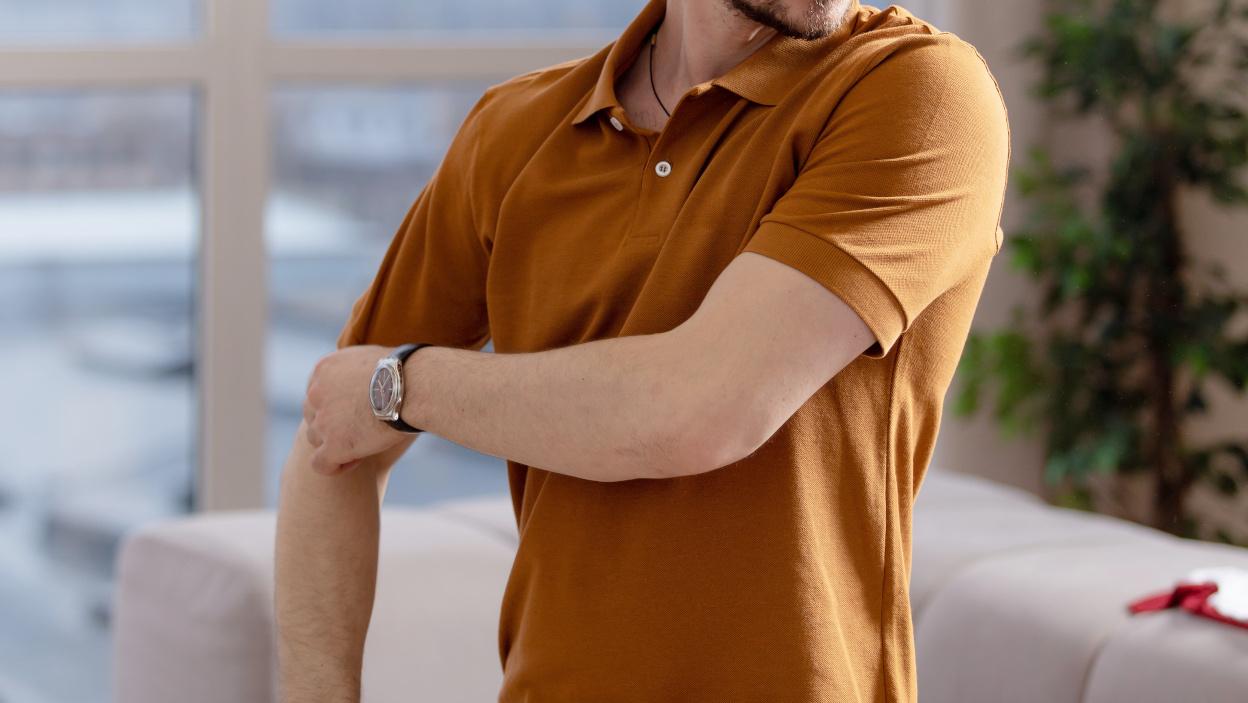 Wielki come back koszulek polo – w casualowym stylu