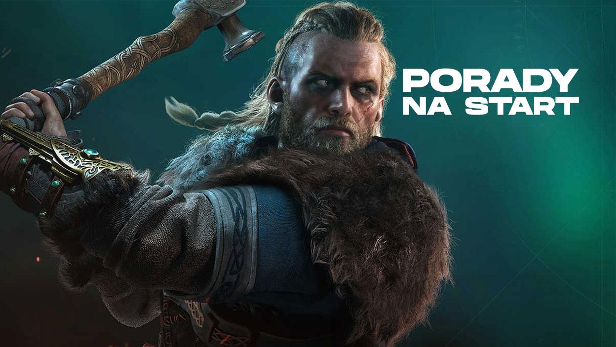 Assassin's Creed: Valhalla – porady na start
