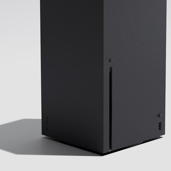 Xbox Series X z bliska