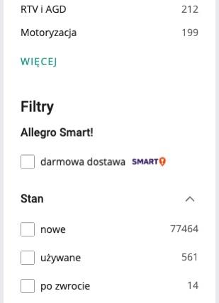 Dla Sprzedajacych Allegro Smart