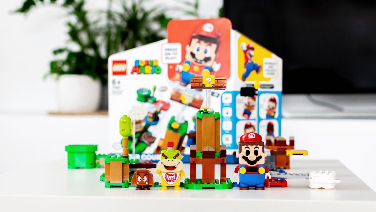 LEGO Super Mario Przygody z Mario 71360 – recenzja zestawu startowego