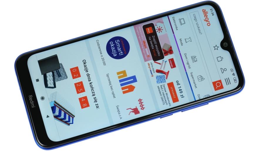 Test smartfona Xiaomi Redmi Note 8T – najlepszy w swojej klasie?