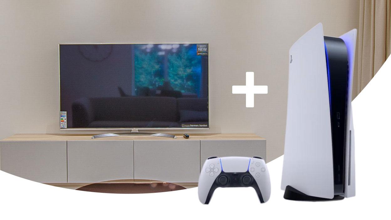PS5 – jaki kupić telewizor do nowej konsoli PlayStation?