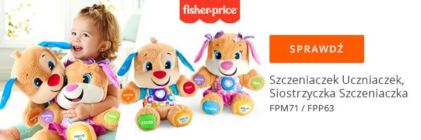 Fisher-Price -  szczeniaczek uczniaczek