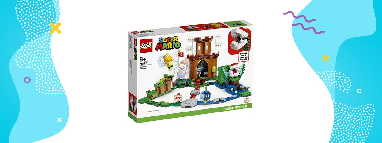 LEGO Super Mario Twierdza strażnicza (zestaw rozszerzający 71362)