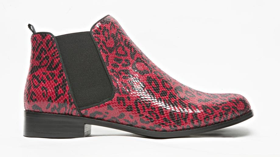 dc61264986a12 Drapieżnie – jesienno-zimowe buty damskie z motywem panterki ...