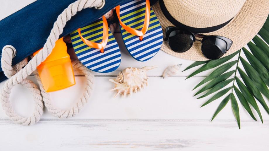 Wybieramy torbę na plażę
