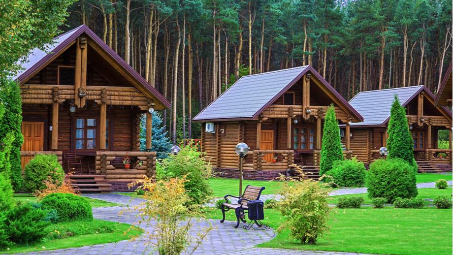 Drewniany Domek Na Dzialke Do 35 Tys Zl Allegro Pl