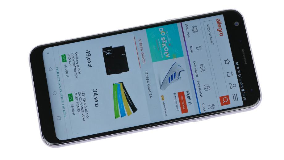 Test smartfona LG Q7 – bardzo poręczny średniak