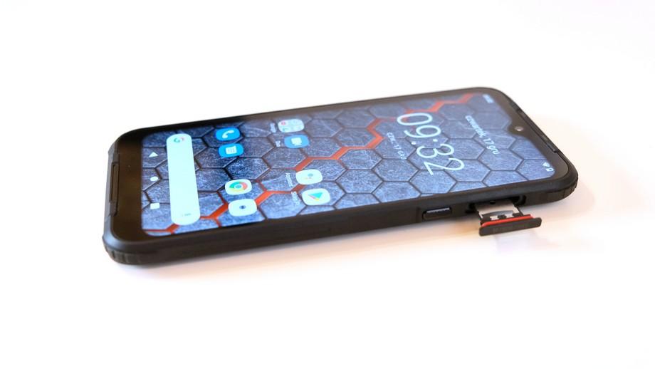 smartfon Hammer Blade 3 tacka sim