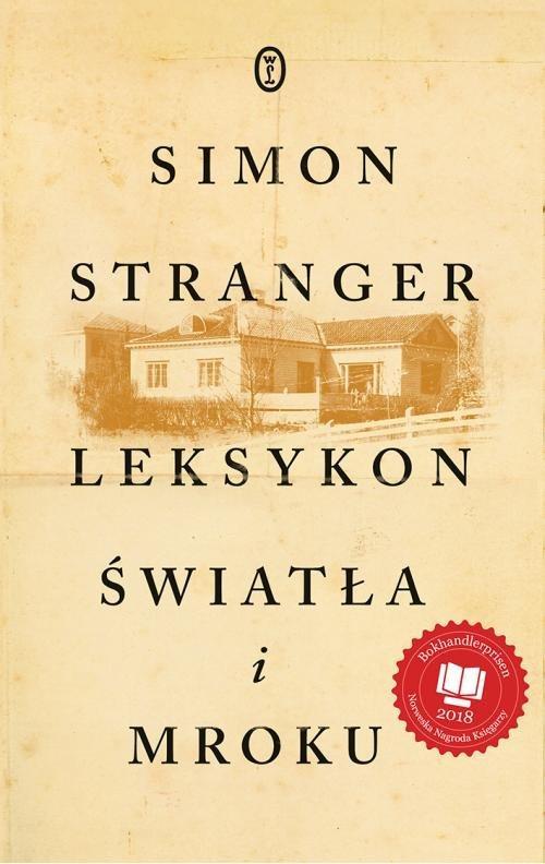 Leksykon światła i mroku – Simon Stranger – recenzja książki