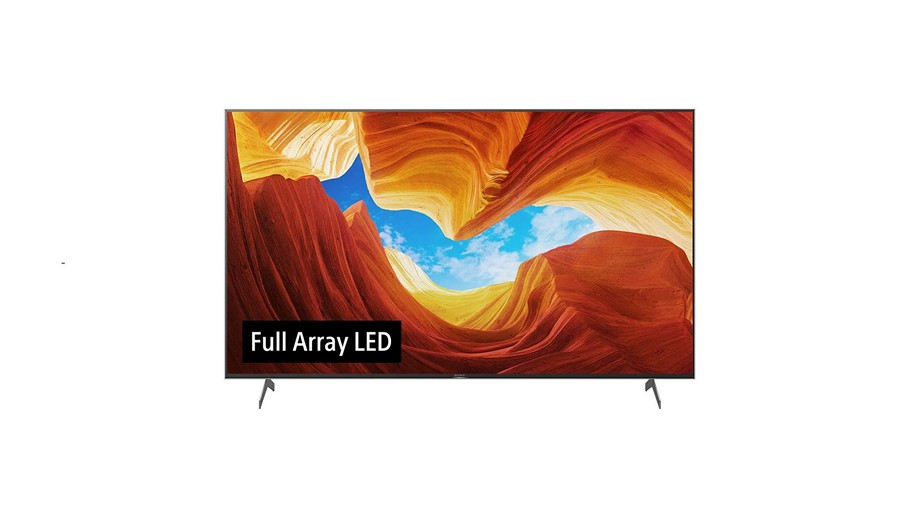 telewizor Bravia XH90 jest rekomendowany przez producenta konsoli PS5