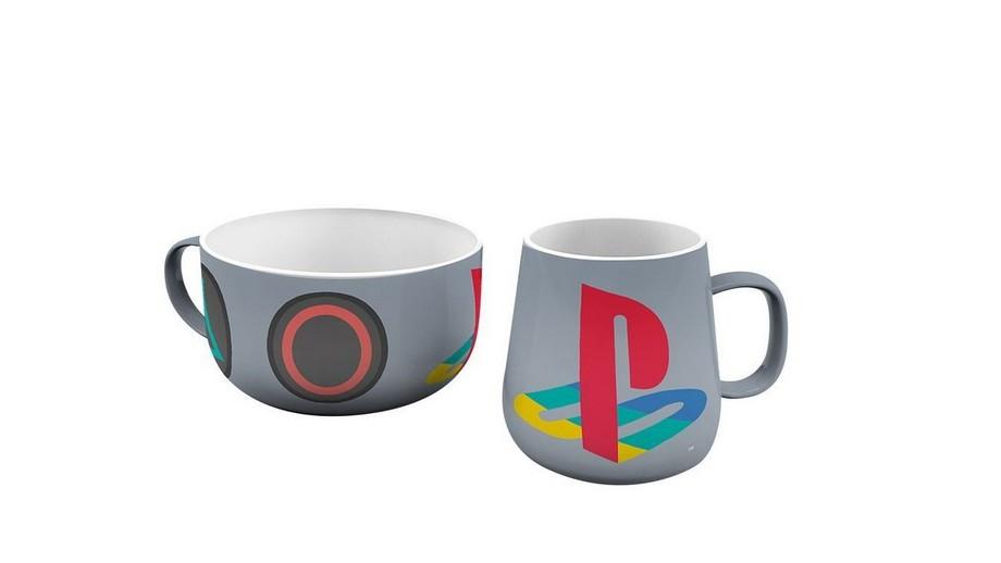 kawa i płatki po całej nocy grania na PlayStation nie zaszkodzą