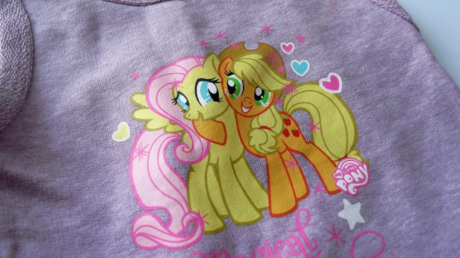 """Ubrania dla fanki """"My Little Pony"""""""