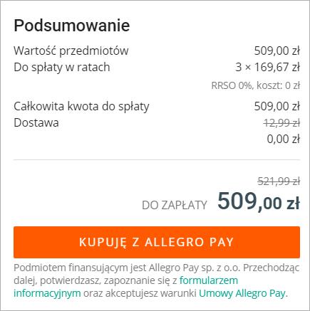 Jak Kupowac Z Allegro Pay Pomoc Allegro