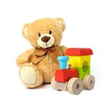 LP dziecięce zabawki pytka