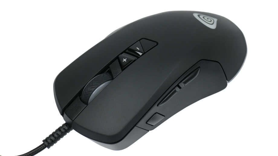 Test myszki Genesis Xenon 770 – modularna mysz do gier FPS i MMO