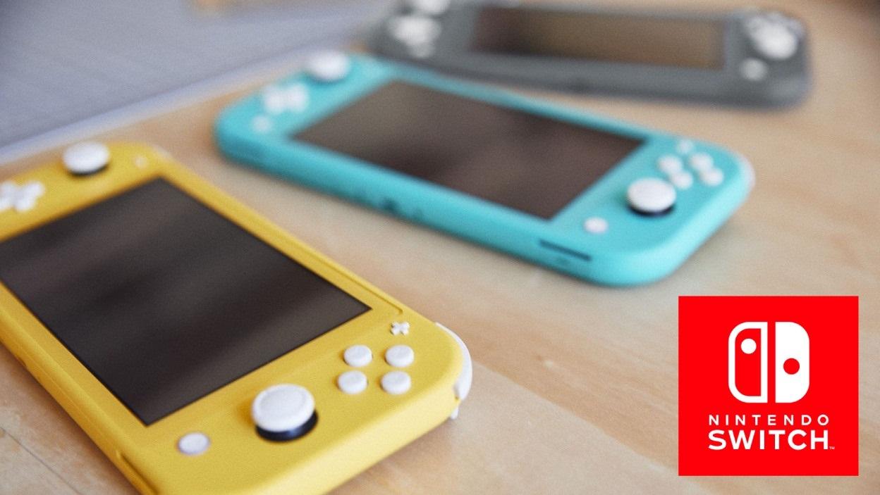 Nadchodzi Nintendo Switch Lite