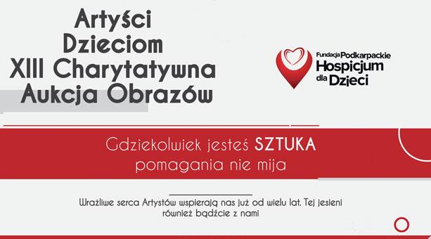 XIII Charytatywna Aukcja Obrazów