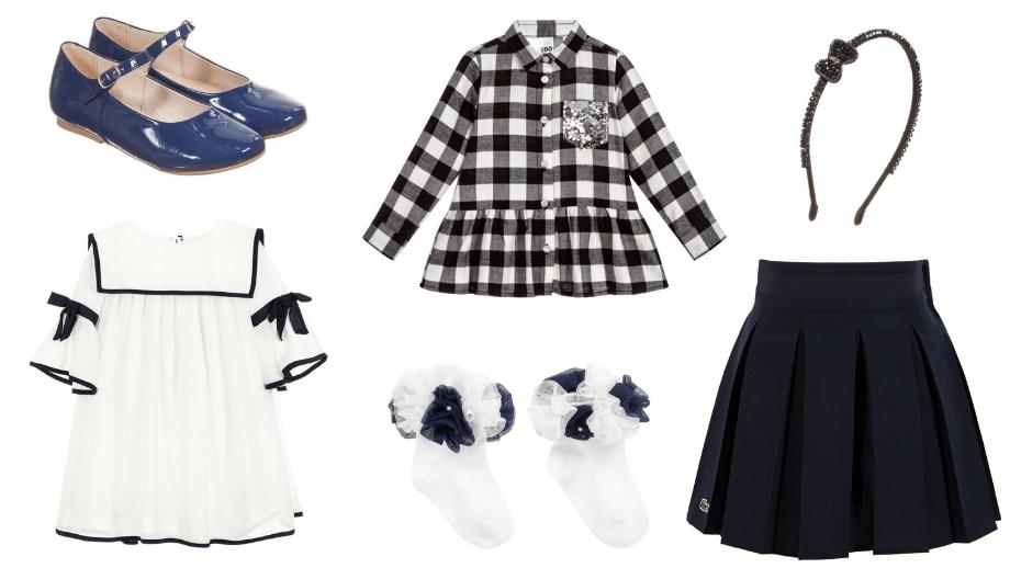 2956099ec56261 Wybieramy dla dziewczynki strój galowy na rozpoczęcie roku - Allegro.pl