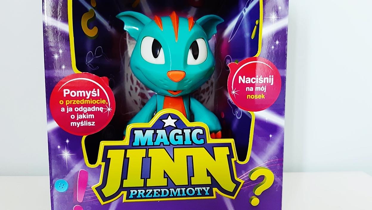 Magic Jinn Recenzja Zabawki Czytajacej W Myslach Marki Dumel Allegro Pl