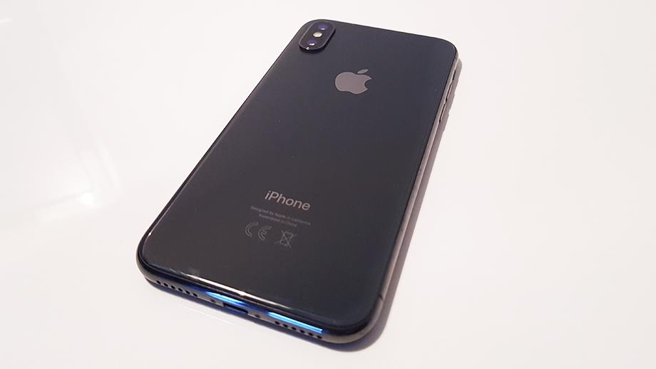 ładowanie Iphone - tylna część obudowy